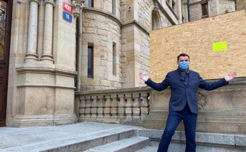 Dvacátý první dopis starostkám a starostům z Libereckého kraje